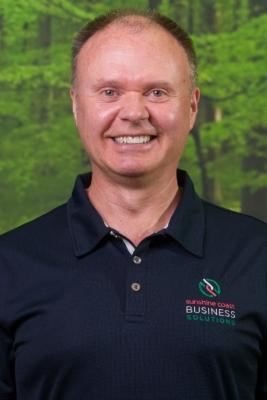 Stuart Caine Business Manager SC